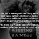 composer | ESPN E60 Morganna: The Kissing Bandit